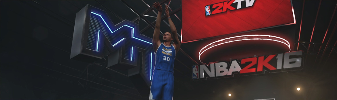 NBA2K16 UI DESIGN